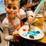 Halloween Painting Party!
